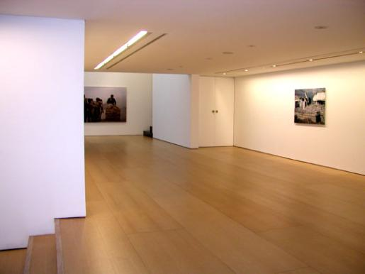 Horrach Moyà apuesta por jóvenes artistas.