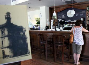 Bar Cuba Colonial, chic urbano en Palma