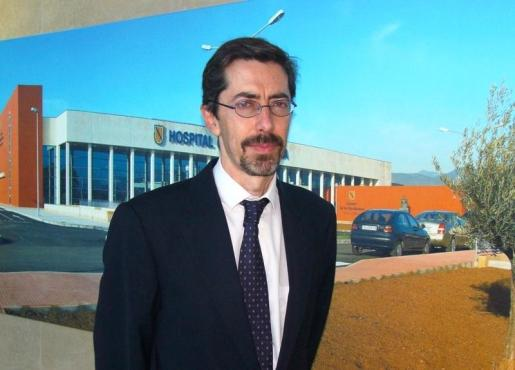 Fernando Navarro, el hasta ahora gerente del Hospital de Inca.