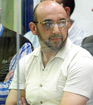 Imad Eddin Barakat Yarkas, alias 'Abu Dahdah'.