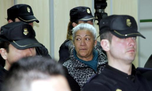 Francisca Cortes La Paca, en una imagen de archivo.