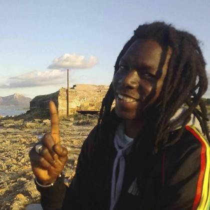 Imagen de Alpha Pam, el inmigrante senegalés muerto de tuberculosis sin tarjeta sanitaria.
