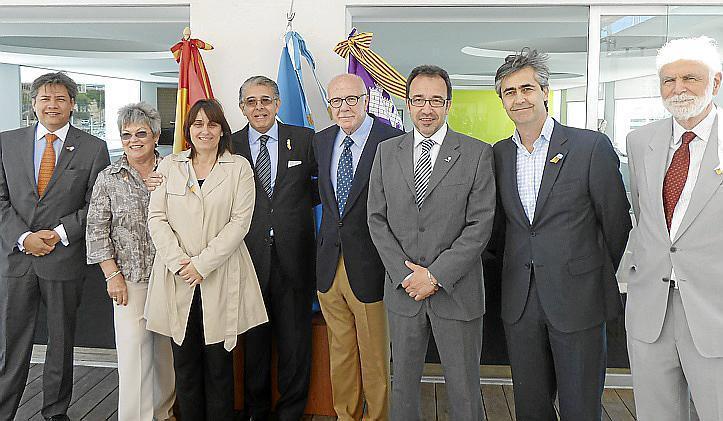Antònia Maria Estarellas ha assistit a l'acte institucional que ha celebrat el consolat de la República Argentina a Palma.jpg