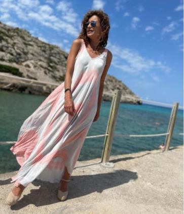 Gema López y sus vacaciones de lujo en Mallorca