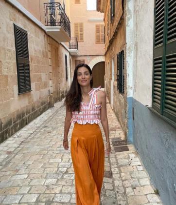 Sassa de Osma comparte sus rincones favoritos de Menorca