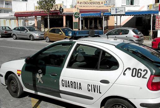 La Guardia Civil detuvo a los acusados en el Port d'Alcúdia.