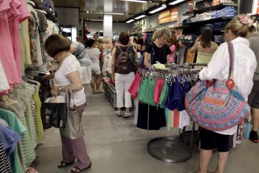 Los comerciantes de Mallorca no están muy satisfechos con la marcha del mes de mayo.