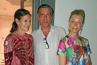 Cena de Maite Arias y Sergio San Juan