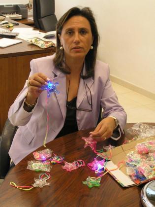Manuela Messeguer, en una imagen de archivo.