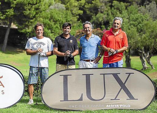 Vuelve el Torneo de Golf Lux