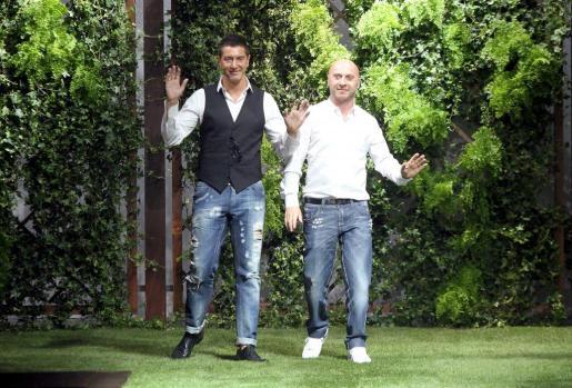 Stefano Gabanna (i) y Domenico Dolce, en una imagen de archivo.