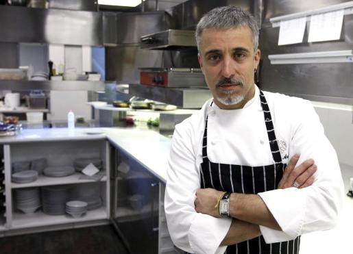 El cocinero Sergi Arola, en una imagen de archivo.