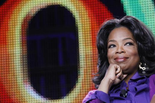 La presentadora Oprah Winfrey, en una imagen de archivo.