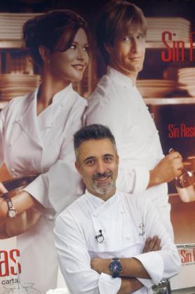Sergi Arola, en una imagen de archivo.