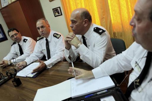 La policía gibraltareña ha dado una rueda de prensa para explicar lo sucedido.