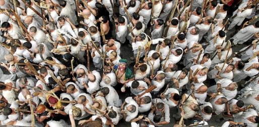 Los mallorquines vibraron el año pasado con las fiestas patronales de Pollença.
