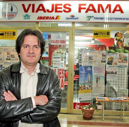 Francisco Martínez de Viajes Palma defiende que necesitamos viajar para cargar energía.