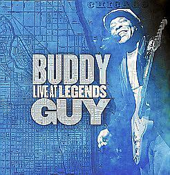 """Forward"" Buddy Guy"