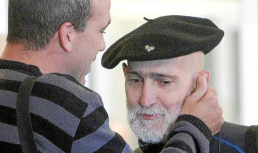 El preso de ETA Uribetxebarria Bolinaga padece cáncer, motivo por el que la Audiencia Nacional le dejó en libertad condicional.