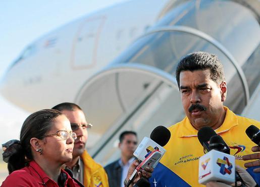 El presidente Maduro anunció que revisará las relaciones con España tras el incidente de Morales.