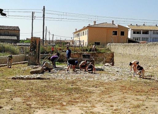 El Pou Poal será objeto de un proyecto de rehabilitación supervisado por un arqueólogo.