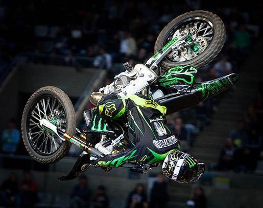Edgar Torronteras estará en el Freestyle Monster 2013.