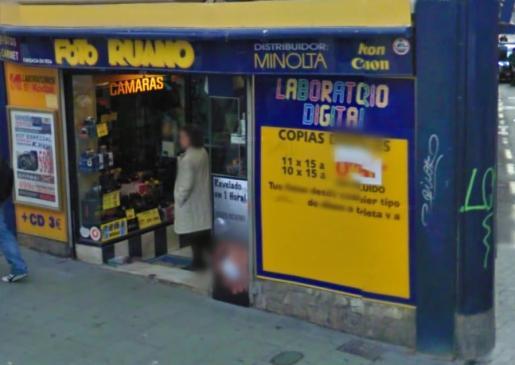 En Foto Ruano se puede encontrar material y equipos fotográficos.