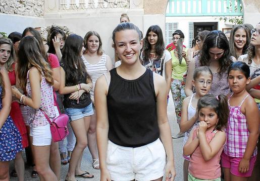 Elecció Beata Santa Margalida 2013: Isabel Cerdà Coll