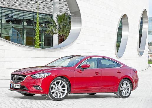 El nuevo Mazda6 y el Mazda CX-5 son los dos primeros modelos de la nueva generación Mazda.