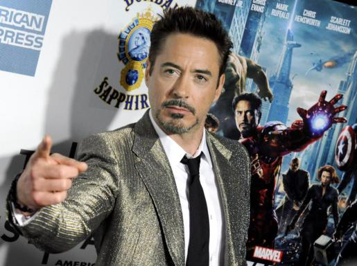 El actor Robert Downey Jr. se ha convertido en el actor mejor pagado de Hollywood.