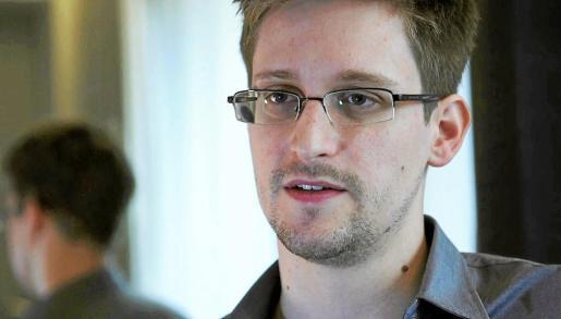 Edward Snowden, durante una entrevista el pasado seis de junio en Hong Kong poco antes de trasladarse a Moscú.