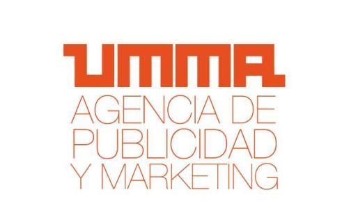 Logotipo de Umma, agencia de publicidad y márketing en Palma.
