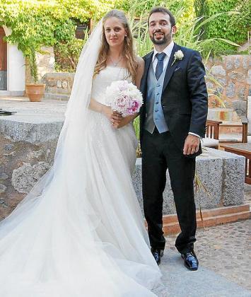 Boda de Catalina Marroig y Jaume Miquel.