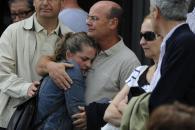 El dolor por las víctimas de Santiago en imágenes