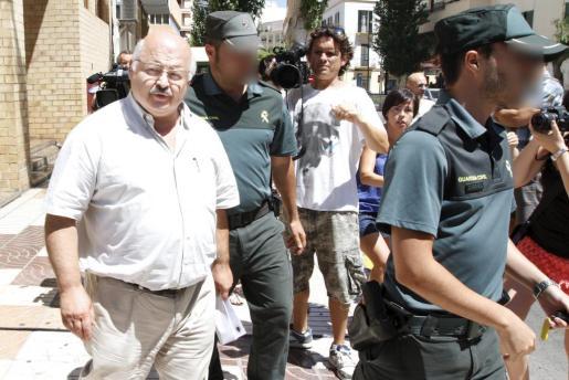 Josep Juan Cardona ha sido trasladado a prisión.