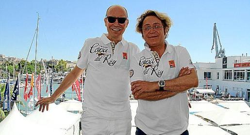 """Victorio & Lucchino: """"Hemos de aprender a quitarnos el complejo de inferioridad, España es maravillosa pero no la sabemos vender""""."""