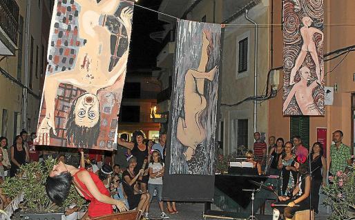 Alaró será este viernes escenario de su noche más artística y multidisciplinar, Alart 2013.