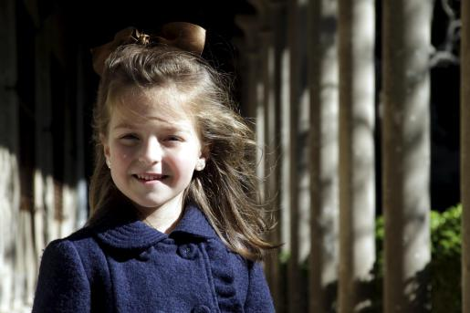 Isabel María Pastor encarnará este año en las fiestas de Valldemossa al personaje de la Beateta.