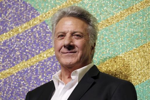 El actor y director estadounidense Dustin Hoffman.