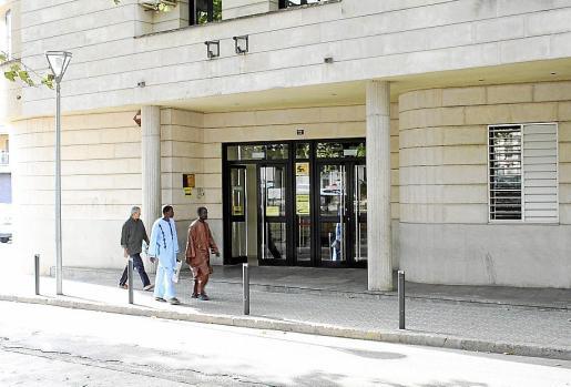 El llamado 'caso Alpha Pam' se instruye en los juzgados de Inca. g Foto: A.P.