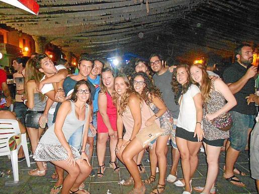 Las fiestas de Sant Salvador en Artà son muy populares.