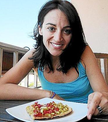 Sara Menéndez Blau nos ha enviado su receta de coca de 'trampó' con Oli de Mallorca D.O.