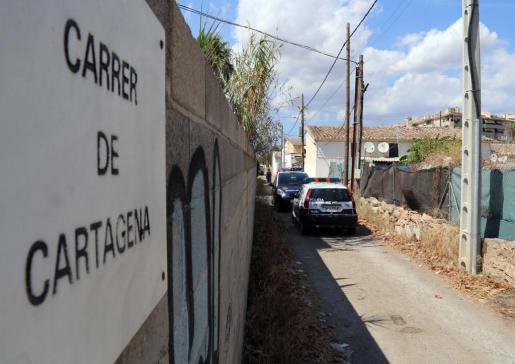 El suceso ha tenido lugar en la barriada de Es Rafal.