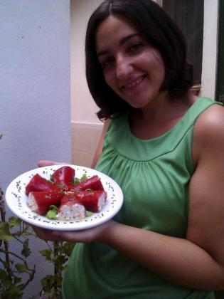 Mª del Carmen Sánchez nos presenta su receta con Oli de Mallorca D.O.
