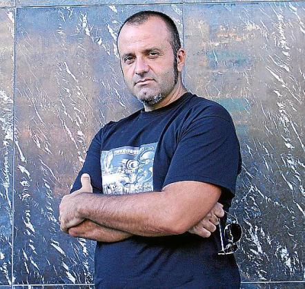 El rapero Fran Bass.