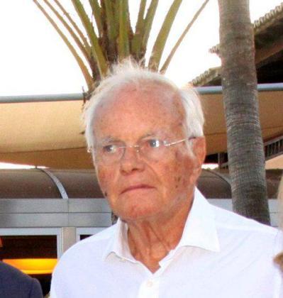Klaus Graf, en una imagen de archivo.