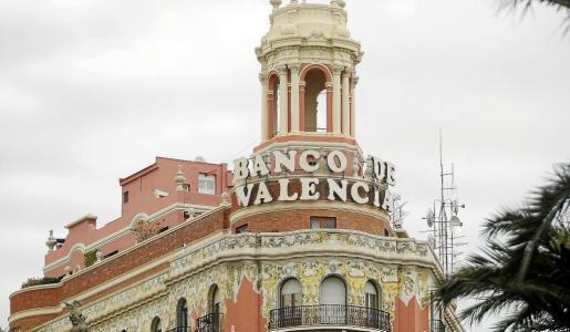 Vicente Martínez-Pujalte reconoce que la venta del Banco de Valencia «ha costado dinero al contribuyente».