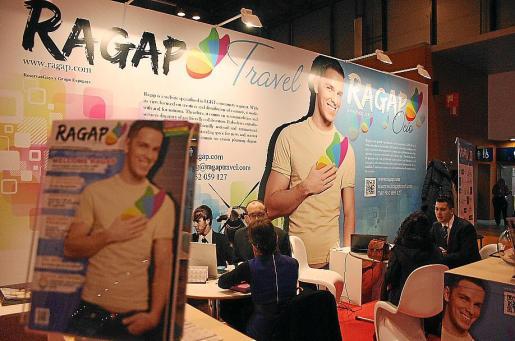 MADRID - FERIA INTERNACIONAL DEL TURISMO, FITUR 2013. PORTAL DE TRAVEL RAGAP, ESPECIALIZADO EN TURISMO GAY .