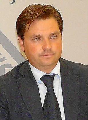 Jesús Valls, regidor d'Urbanisme.