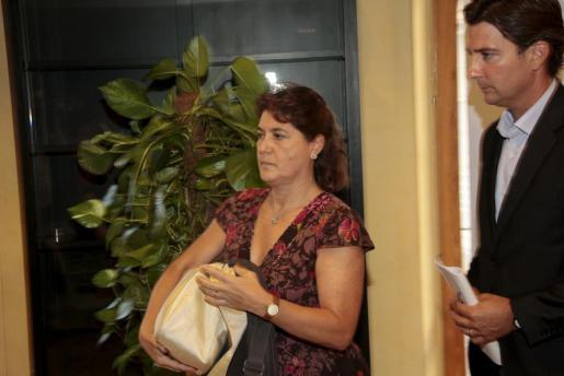 Elvira Cámara, directora de la Fundació Pilar i Joan Miró.